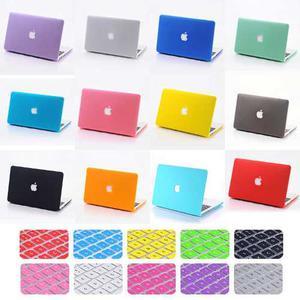 Funda Macbook Air 13 A A Colores Teclado P/ Mac