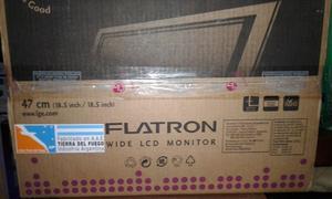 MONITOR LG FLATRON 47 cm NUEVO EN CAJA $.