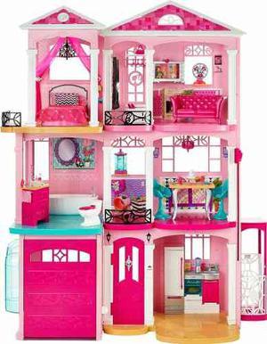 Barbie. Casa De Los Sueños- Mattel