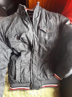 Campera de hombre de abrigo