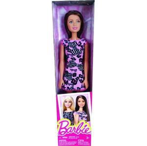 Muñeca Barbie Clasica Original Mattel B001 Juguete Nena