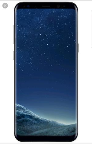 Samsung s8 plus inmaculado libre de fábrica en caja casi