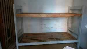 Cama Cucheta En Muebles Usados Gran La Plata Posot Class