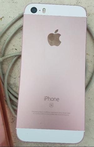 iPhone SE Rosa 32 Gb Liberado De Fabrica