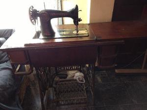 Maquina de coser SINGER Antigua - Original