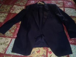 Vendo traje de hombre talle M marca the sportman