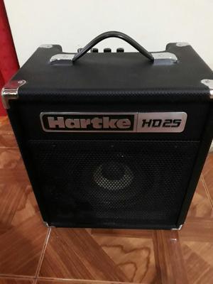 Amplificador Hartke Hd 25. Casi Nuevo