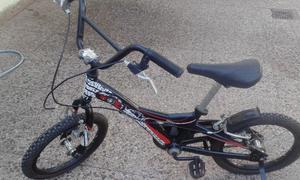 Bicicleta de niño RODADO 16 - GIULIANI TURBO