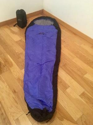 Bolsa de dormir Montagne Como Nueva