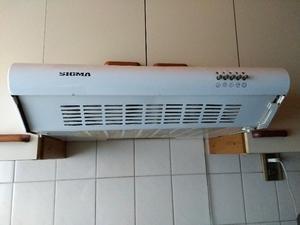 Purificador de aire SIGMA sin salida
