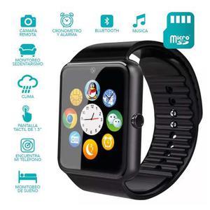 Reloj Inteligente Smartwatch Gt Camara Android Ios