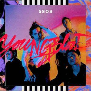 5 Seconds Of Summer Youngblood Sos Cd Nuevo Original Stock