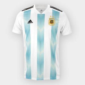 Camiseta adidas Selección Argentina Oficial Rusia 18 Xl