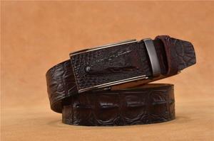 Cinturon De Cuero Autentico Destiny Para Hombre