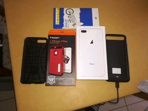 Iphone 8 plus 256 gb en caja