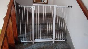 Puertas de seguridad para bebés
