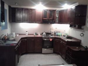 mueble de cocina impecable
