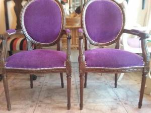 tapiceria y restauracion de muebles de estilo