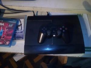 vendo playstation 3 usada con 12 juegos