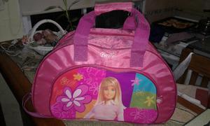 Bolso Mochila Barbie Original. Barby Princesa para Nena