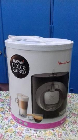 Cafetera Moulinex Dolce Gusto Oblo - Nueva en caja