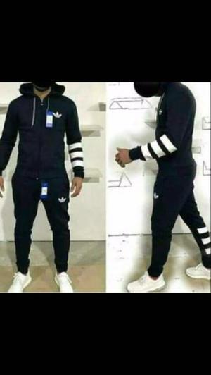 Conjunto Adidas campera y pantalón