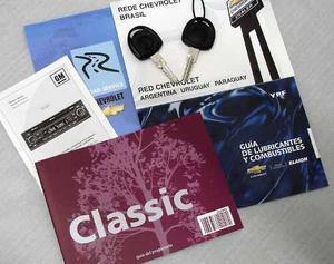 Manual Chevrolet Corsa Classic Motor  Linea Nva