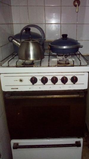 Permuto cocina funcionando por futón cama usado