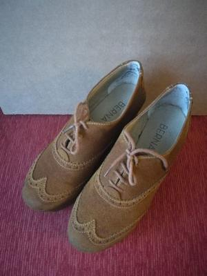 Zapatos con plataforma Berna Nro 37