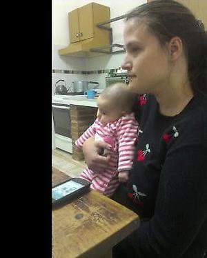 trabajo de niñera