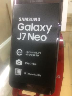 Celular Samsung Galaxy J7 Neo $