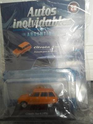 Colección Salvat Autos Argentinos Inolvidables