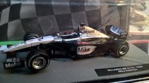 F1 Fórmula 1 Mc Laren Hakkinen 1/43 Salvat N° 32 Nuevo
