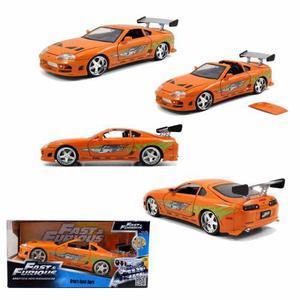 Fast & Furious / Rápido Y Furioso Toyota Supra 20 Cm