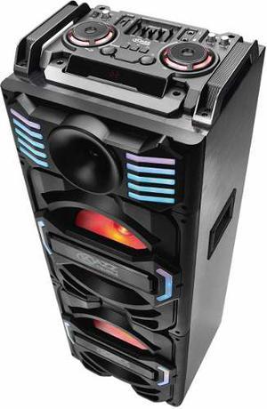 Kazz Tower 2 Parlante Multirepr.bluet 140 W Mezclador Microf