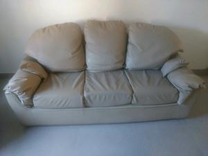 Liquido sillón eco cuero 3 cuerpos