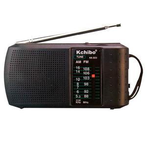 Radio Portatil Con Correa Am/fm Kchibo Kk-223