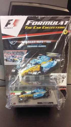 Renault R Alonso F Coleccion Formula 1 Salvat