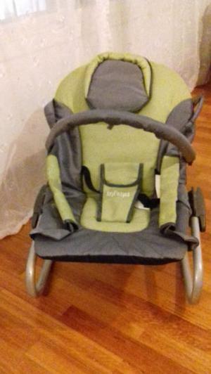 SILLA MECEDORA PARA BEBES MARCA INFANTI RECLINABLE EN