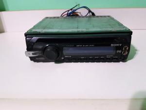 Vendo estereo sony xplod. Radio, cd, mp3 aux.(usb no anda)