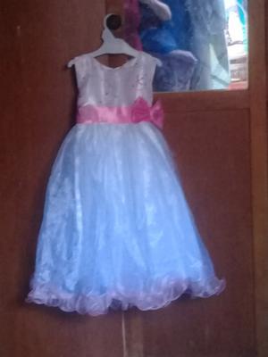Vendo hermoso vestido de fiesta de nena