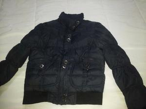 Vendo urgente campera impecable