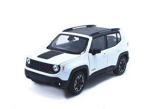 Welly Camioneta Jeep Renegade 12cm Esc 1/36 A Friccion Once