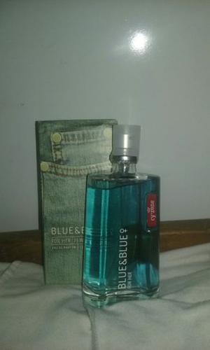 perfume blue&blue de cyzone