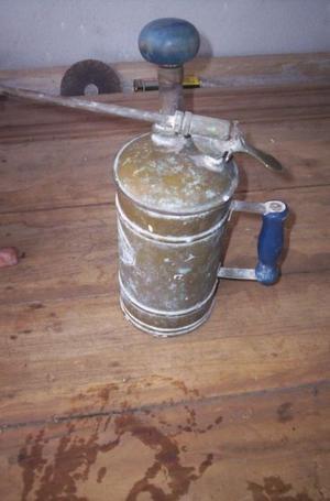 Antiguo fumigador de bronce completo. para uso o decoracion
