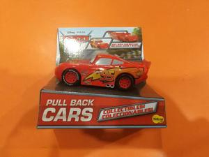 Auto Cars Rayo Mc Queen 13 Cm Pull Back Jretro