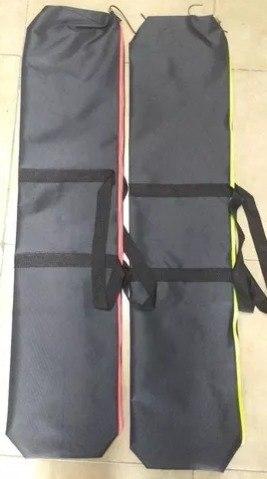 Funda Bolso Para Fierros De Bateria Tripode 1,10 Y 1,50