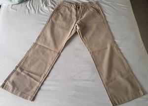 Pantalon Para Hombre Beige Ideal