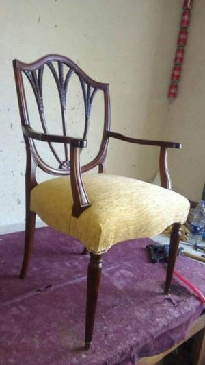 sillones de estilo ingles en perfecto estado