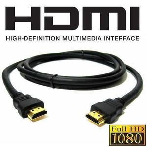 Cable Hdmi X 1,50 Mts. Full Hd Led Lcd Tv p